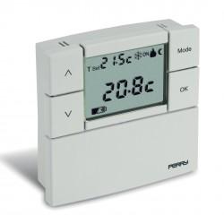 Digital thermostat PERRY ZEFIRO 230V