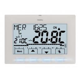 Temperatura por debajo de 18°C - consumo bajo