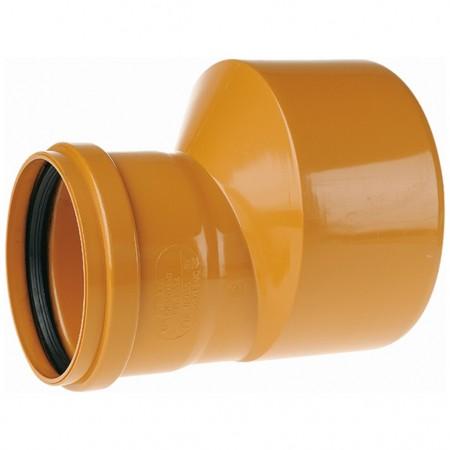 Expansion excentrique avec joint à lèvre Couleur Orange RIUVERT