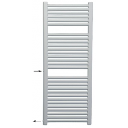 Towel Radiator BASIC RENOVE 1200 x 550 - 500 GREEN-CALOR