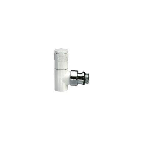 "Válvula Para Radiador Toallero Rosca H (Tubo de hierro) 1/2"" -M24X19"