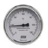 Termómetro Bimetálico Conexión Posterior DN80