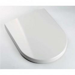 Toilet Seat MOD. RECTO BLANCO