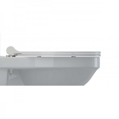 Abattant WC MOD. SLIM RECTO BLANCO