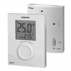 TERMOSTATO AMBIENTE DIGITAL DISPLAY RF