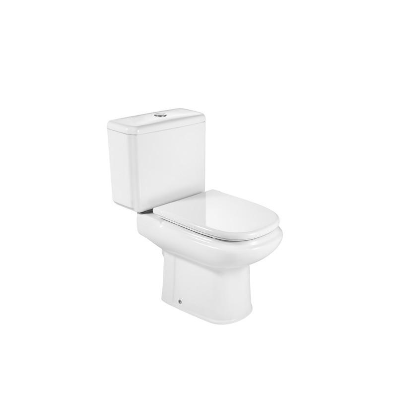Asiento wc y tapa original para inodoro dama retro roca for Catalogo inodoros roca
