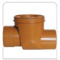 Válvula anti-retorno extensível PVC Cor Telha classe 0 A-112 RIUVERT