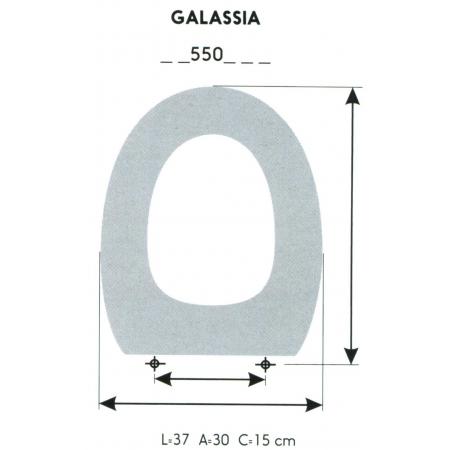 ASIENTO INFANTIL GALASSIA (SOLO ARO)