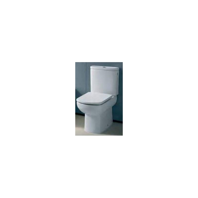 Tapa wc roca dama senso compacto for Dama senso precio