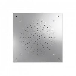 Rociador de ducha a techo 2 funciones INOX TRES