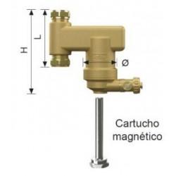 "Separador De Lodos Vertical Con Cartucho Magnético ""EXDIRT"""