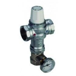 Mezclador Termostático Para Caldera Policombustible