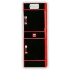 Conjunto Fabricado En Una Sola Pieza Compuesto De Luz De Emergencia + Bie Ahynoa + Alarma + Arm. Para Extintor Polvo