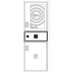 Alarma Para Sistemas Verticales Modelo Humphrey. Dimensiones: 250 X 600 X 195 Mm