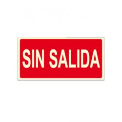 Cartel SIN SALIDA
