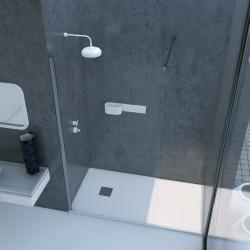 Panel fijo de ducha NILO