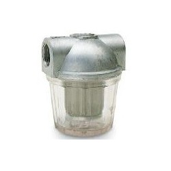 """Filtro Gasoleo 3/8"""" Aluminio"""