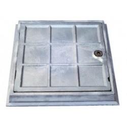 Tapa Aluminio R A 20 X 20