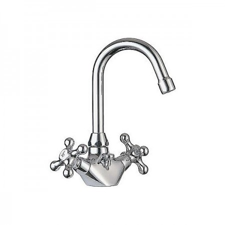 Basin Mixer Tap CLASIC TRES With Automatic Drain Valve