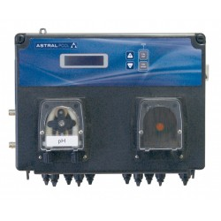 Controlador de PH/Redox CONTROL BASIC DOBLE PH-EV PLUS PT