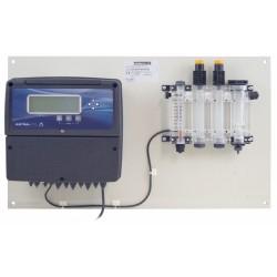 Equipo De Tratamiento De Aguas CONTROLLER pH / Cloro libre / Bromo
