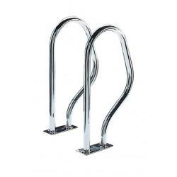 Pool Access-Exit Handrails ASTRALPOOL Fixing Using Rectangular Plate