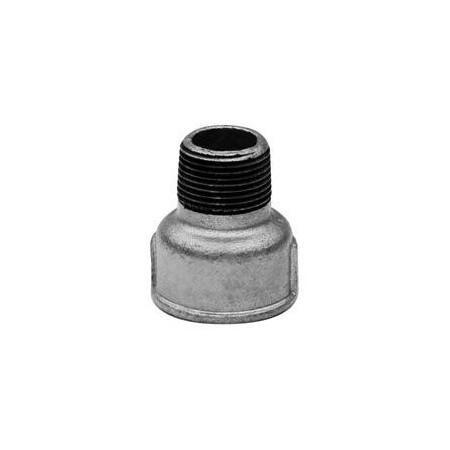 Manicotto di riduzione M/F - Ferro zincato