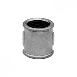 Socket F - Galvanized iron