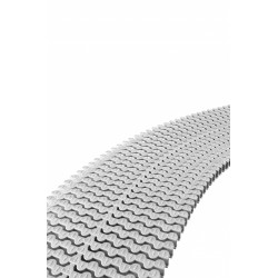 Módulo Rejilla Transversal Para Curvas Alto 22 MM. ASTRALPOOL