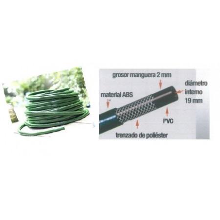 """MANGUERA PVC DE 5/8"""" 15 METROS"""