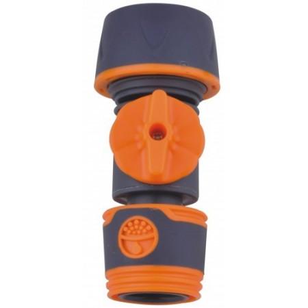 Conector Para Manguera De 19-21 MM Con Regulador