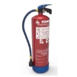 Extintor portátil de 6 l. de agua + aditivo AFFF