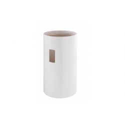 Pedestal Blanco WCA Con Orificio - UNISAN