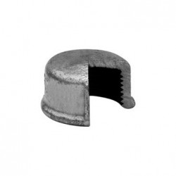 Cap Femea - Ferro Galvanizado