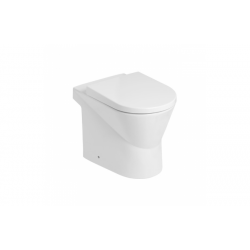 Inodoro C/A Dual Blanco URB.Y - UNISAN