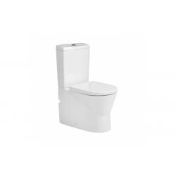Inodoro 60 Cisterna Baja Con Orificio Suministro Agua URB.Y - UNISAN