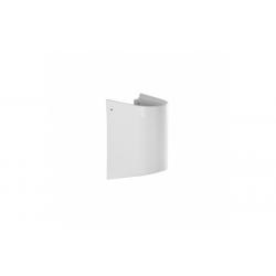 Semi Pedestal Blanco URB.Y - UNISAN