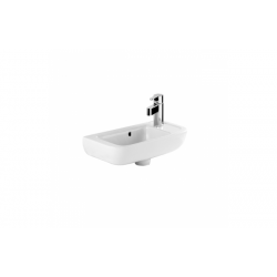 Lavabo A Pared Orificio Para Grifo Lateral LOOK - UNISAN