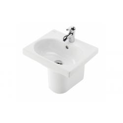 Semipedestal Blanco WCKIDS - UNISAN