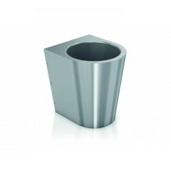 Inodoro Anti-Vandálico Inox 304 Satinado - GENWEC