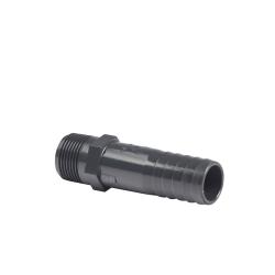 Long Threaded Pin PVC Pressure