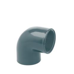 Codo 90º Mixto H-H PVC Presión