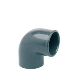 Codo H-H 90º PVC Presión
