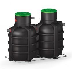 Depuradora de Oxidación Total EP480 RIUVERT