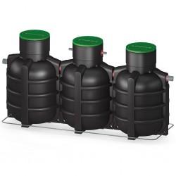 Depuradora de Oxidación Total EP600 RIUVERT