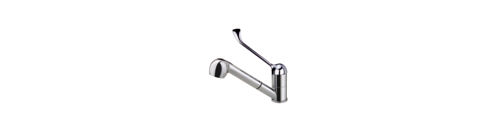 Gerontological faucets