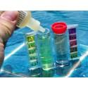 Mantenimiento de piscinas y cloro