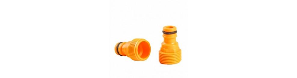 Acessórios para tubos de irrigação