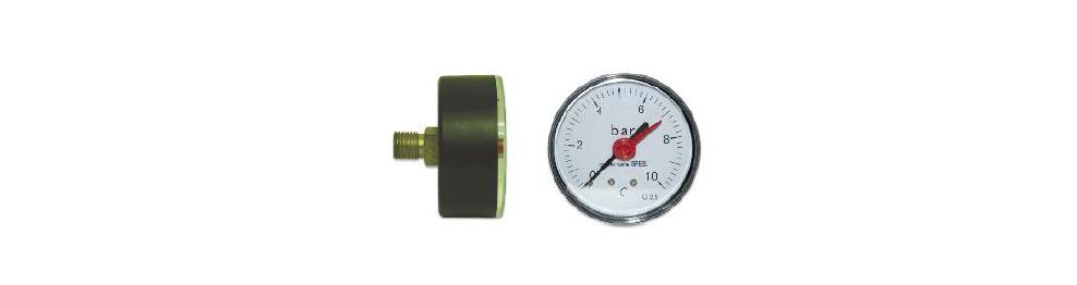 Termômetros e manômetros