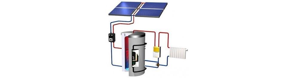Componentes de energia solar